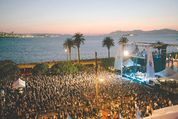 Your Treasure Island Music Festival lineup: Outkast, Massive Attack, and more