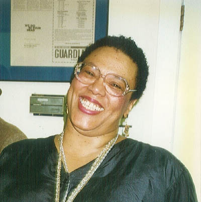 Tricia Taborn, a great San Francisco spirit, died today