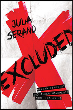 All in: author and activist Julia Serano talks 'Excluded'