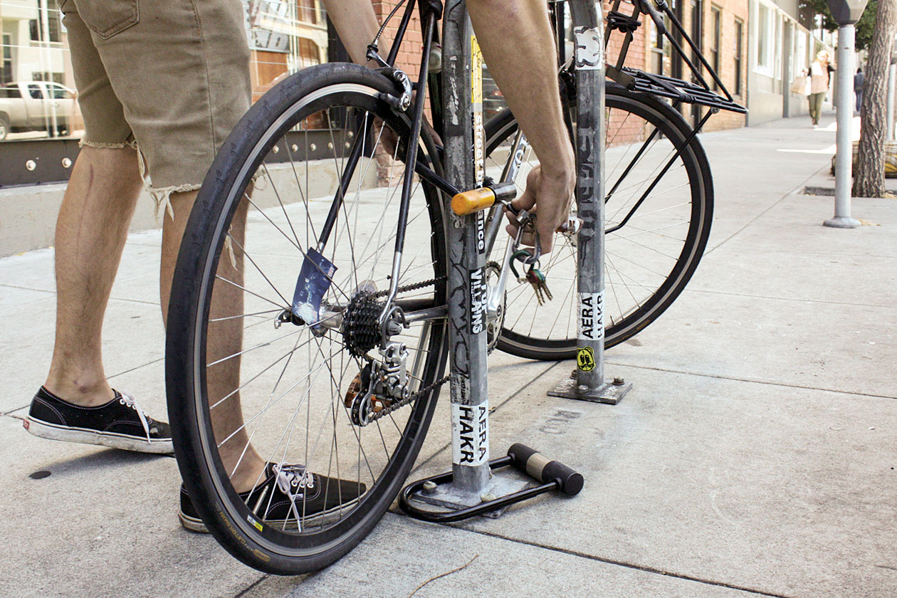 Bike registry program nets 500 in first two weeks