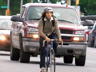 Brown vetoes bicycle buffer zone