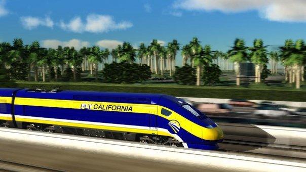 Whitman criticized for opposing high-speed rail