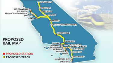 California High-Speed Rail backers optimistic despite challenges