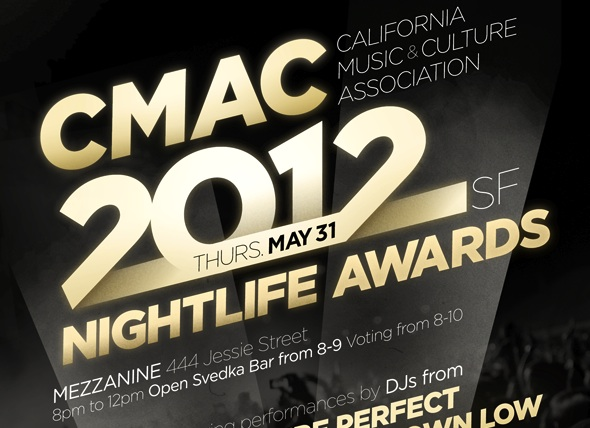 Nite Trax: Yes, the 2012 San Francisco Nightlife Awards are real