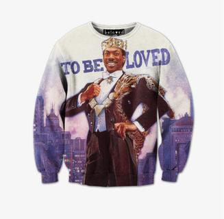 Beloved Shirts reads your mind, puts it on a sweatshirt