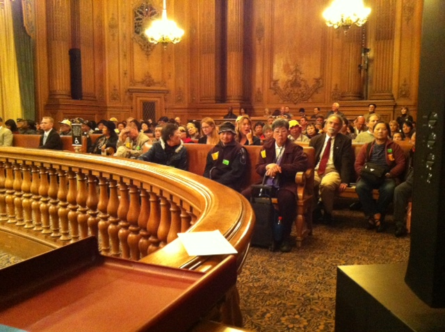 Committee approves CleanPowerSF over downtown opposition