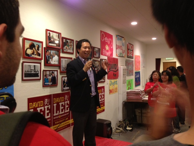 Lee down in D7, promises to maintain presence