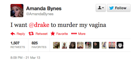 In which drag queens read Amanda Bynes tweets and the Internet temporarily boomerangs