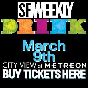 Get a discout code for SF Weekly's DRINK tasting event