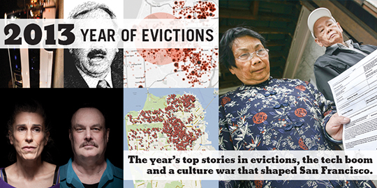Year of Evictions
