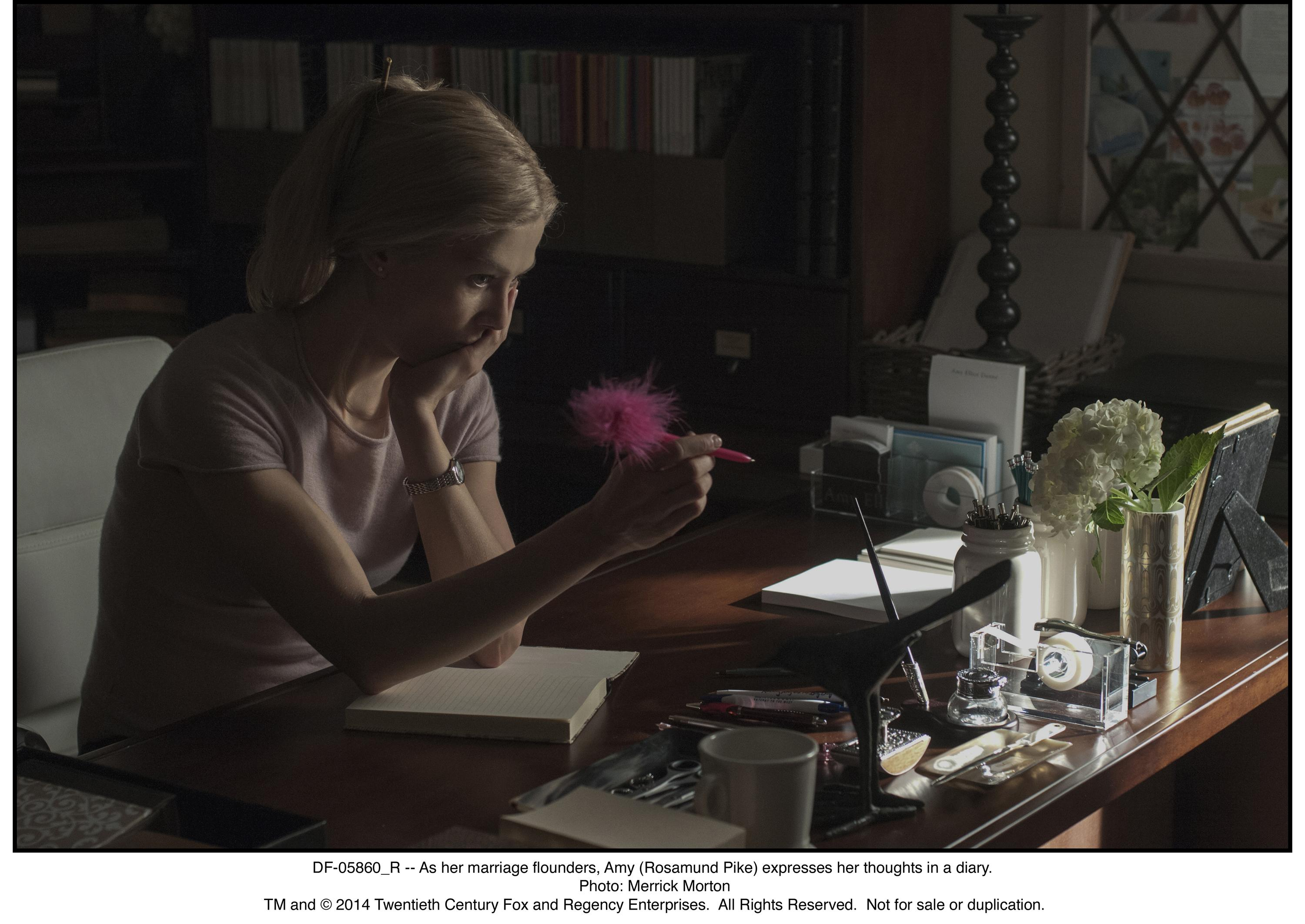 Mill Valley, 'Gone Girl,' and TWO flicks featuring Satan: yep, must be time for new movies!