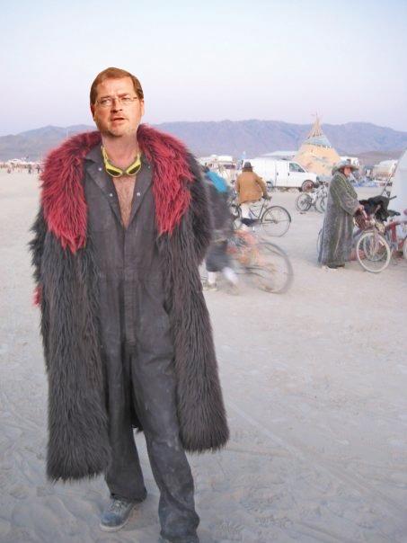 Republican guru Grover Norquist headed to Burning Man