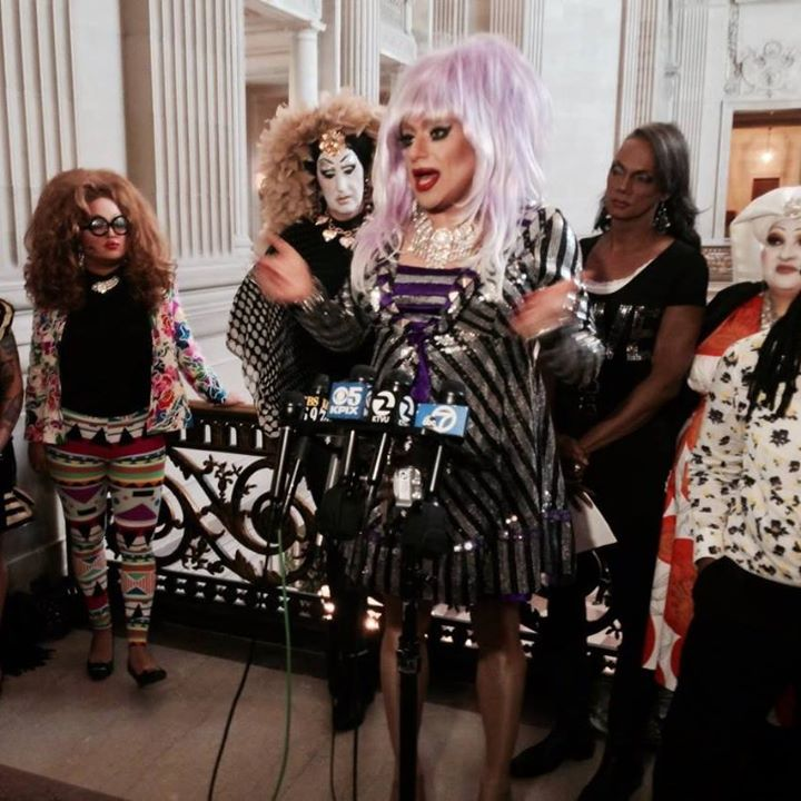 Facebook talks delayed, drag queens plan to sass social media into the 21st century