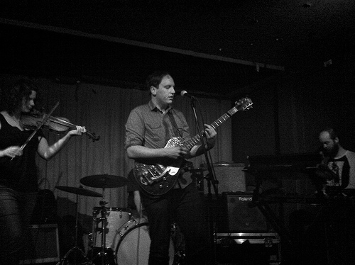 Himalayan Bear turns out one of the greatest shows of the year at Hemlock Tavern