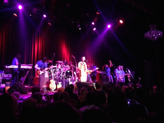 Jimmy Cliff high-kicks his way through 50 years of music at the Fillmore