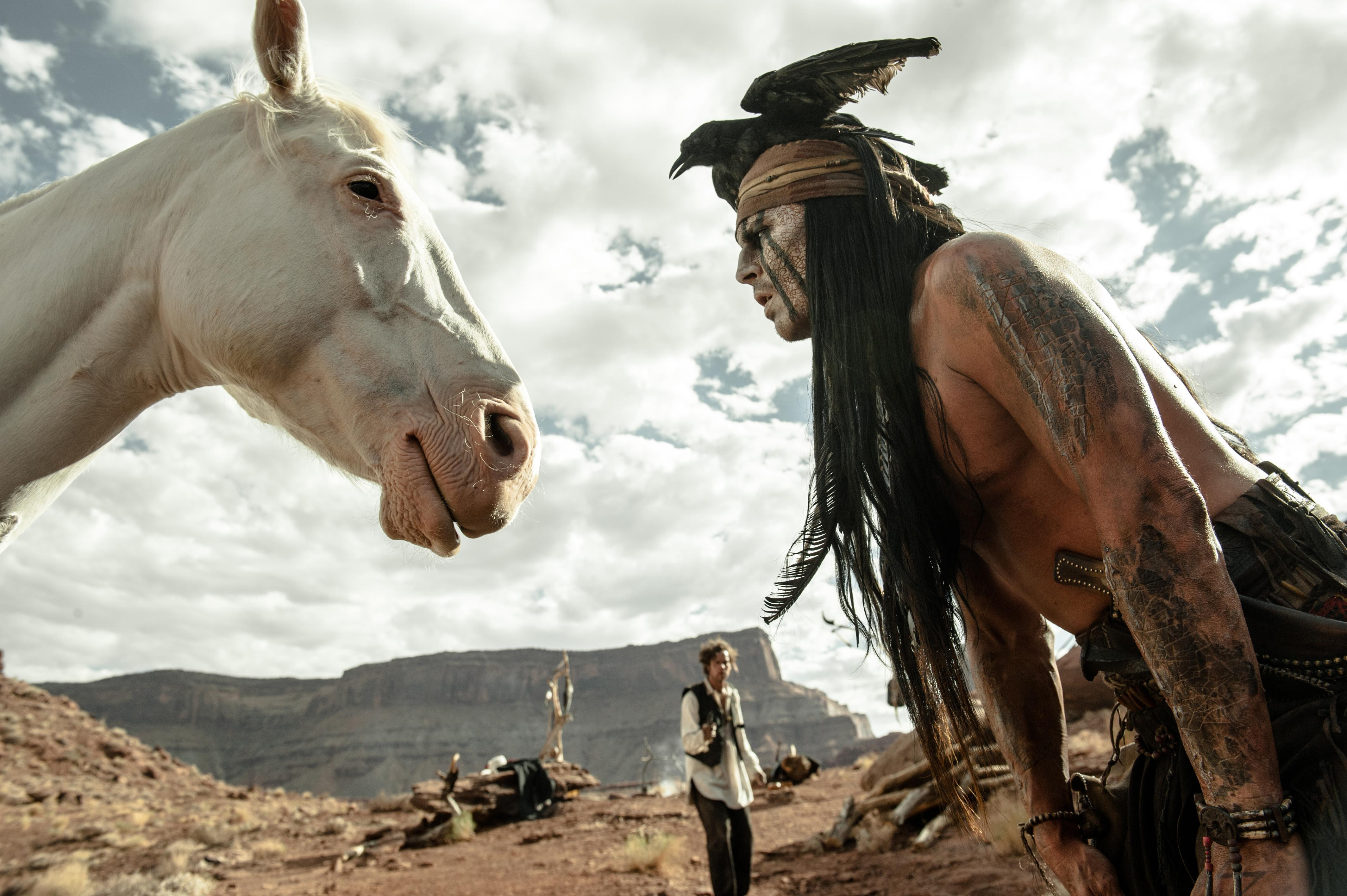 Counterpoint: an appreciation of 'The Lone Ranger'