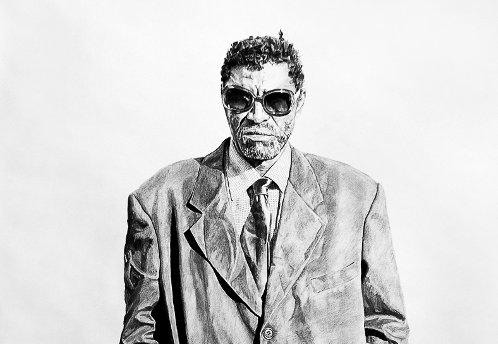 Sketching Sixth Street: In new show, Joel Phillips renders the unseen