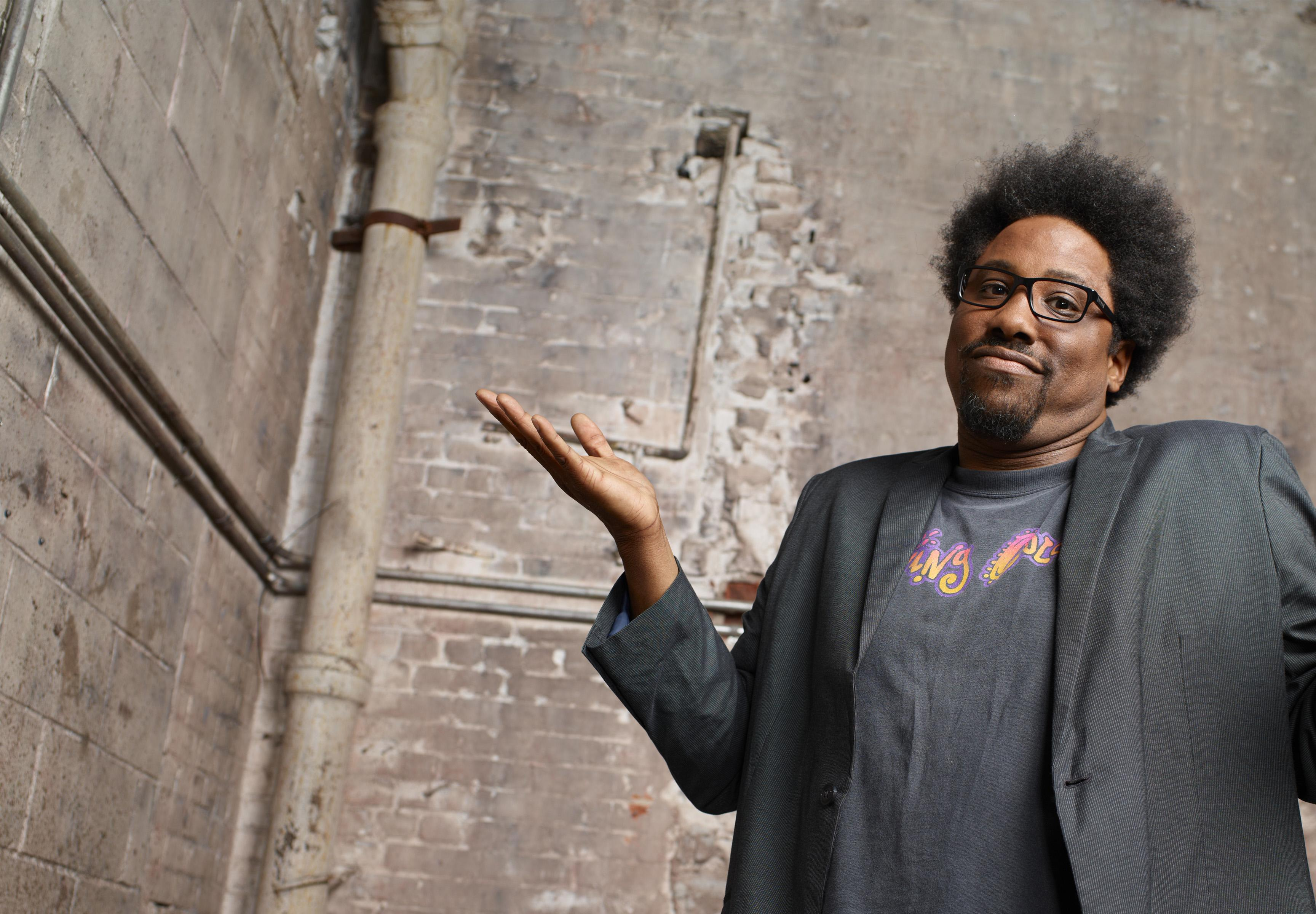 Whereabouts of W. Kamau Bell: a Q&A
