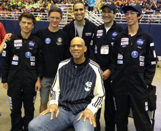 Nicholas Perez drives Robotics Team 1717 to the No. 1 position in the world