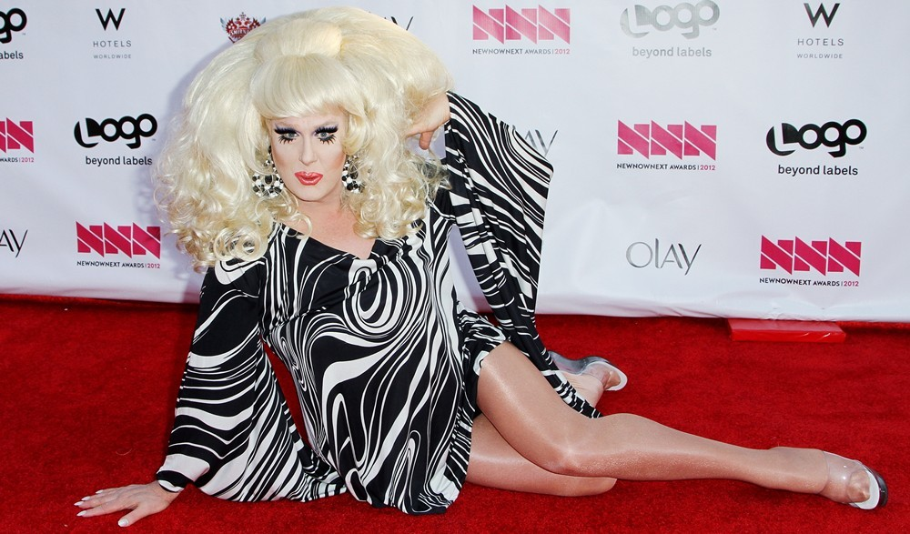 Fluffy Bunners: Filthy, funny Lady Bunny comes to SF