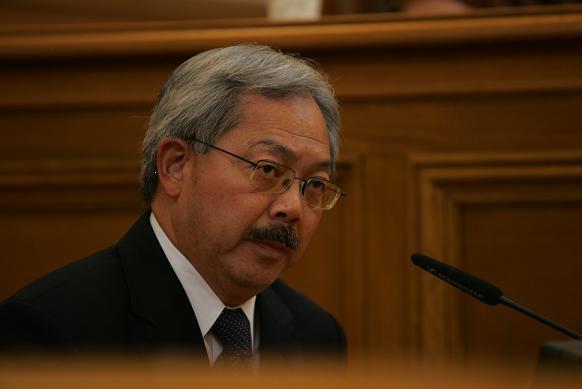 Mayor and Mirkarimi testify in Ethics probe before dramatic disruption