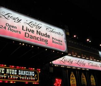 Lusty for the Ladies? Worker-owned strip club still open, but needs your help