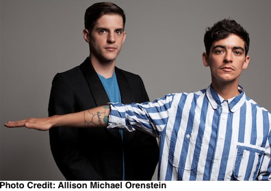 Feminist dance pop: Q&A with MEN's JD Samson