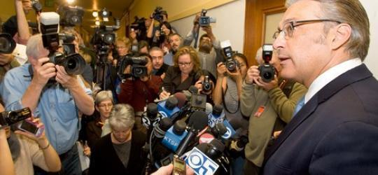 It's almost over: Supervisors set to decide Mirkarimi's fate