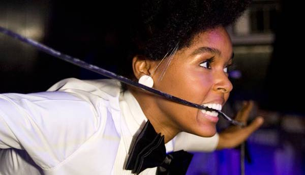 Janelle Monáe: Soul with perfect teeth