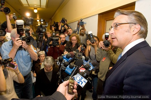 Mirkarimi claims Lee didn't care what really happened