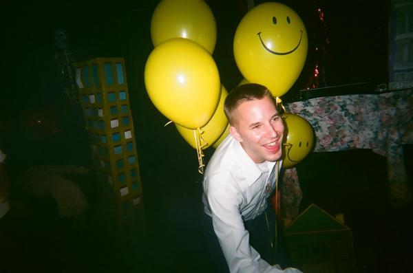 Snap Sounds: Myles Cooper (and High Fantasy)