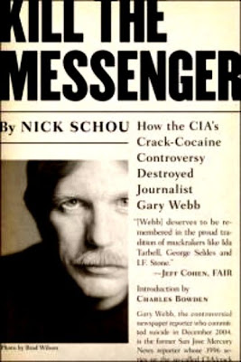 Remembering Gary Webb, the fallen messenger resurrected on film