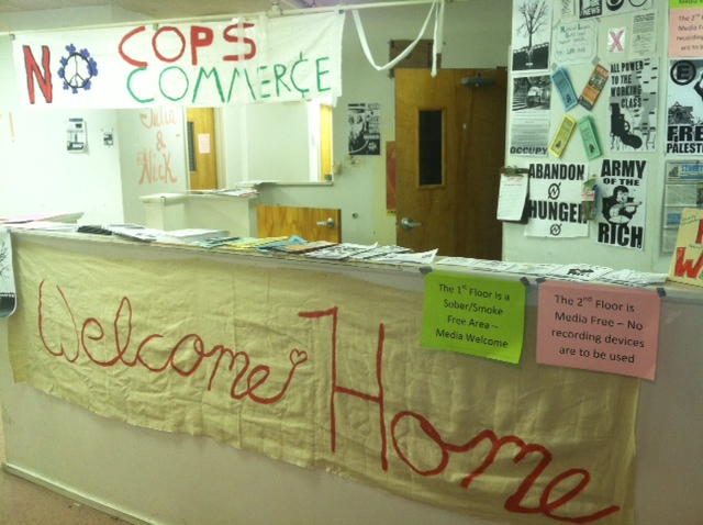 Inside OccupySF's ongoing building takeover
