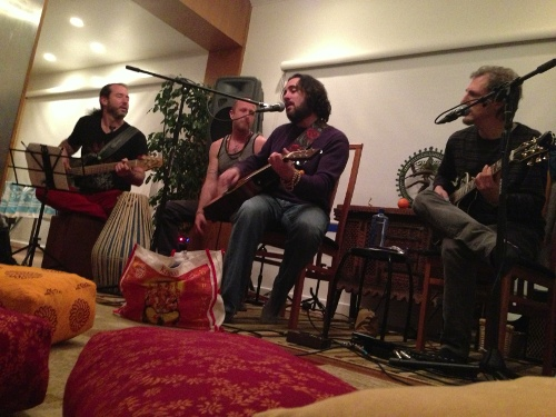 On the Om Front: Bhakti by the Bay