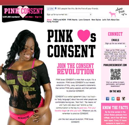 Hot sexy events: An end to violence, and a beginning of pantlessness