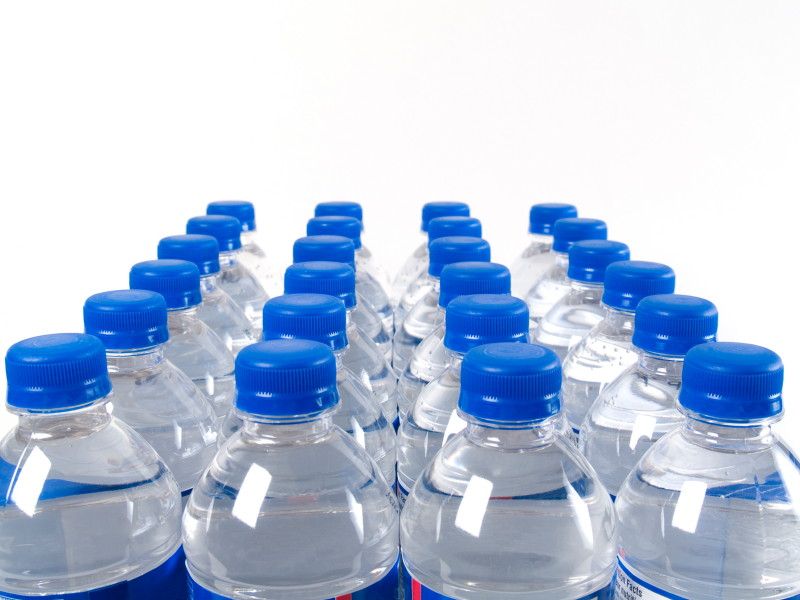 SF votes to ban plastic water bottles on city property