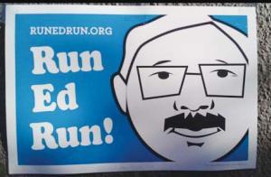 """Shady financial dealings mar the """"Run, Ed, Run"""" campaign"""