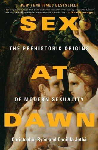 Author Christopher Ryan and the socio-evolutionary reasons for non-monogamy