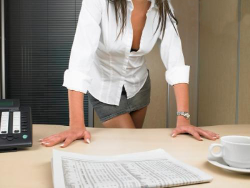 Hot sexy events: Getting (a?)head in the boardroom