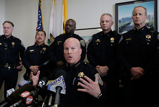 Feds indict SFPD cops, alleging a drug ring and shakedowns of the poor