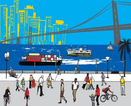 Sunday Streets hits the Embarcadero March 10
