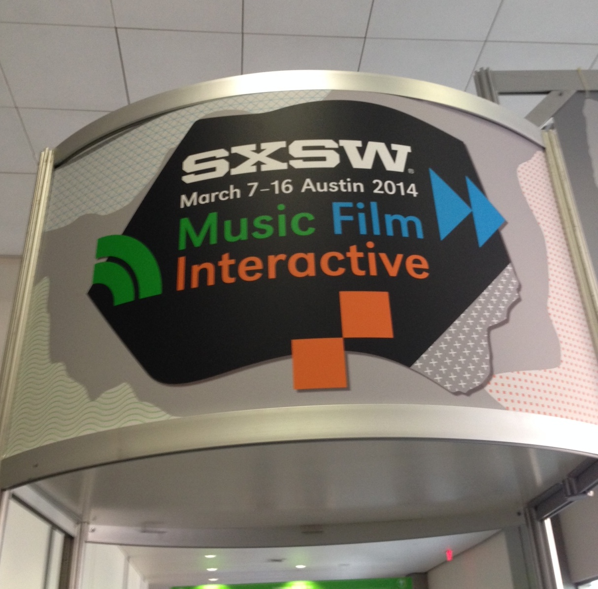Dispatches from SXSW: Day 1