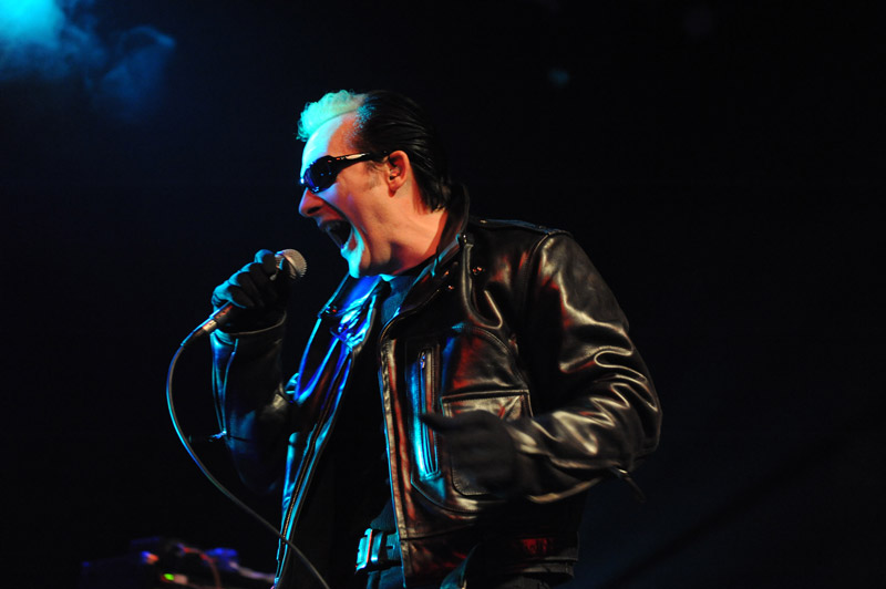 The Damned celebrates 35 years of punk at Slim's