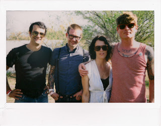 Here, have a new Thee Oh Sees track