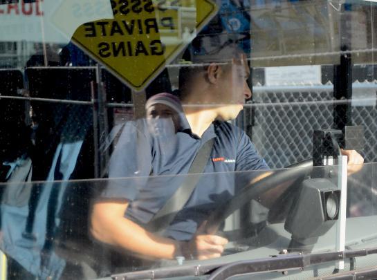 Activists, union challenge Google bus pilot program