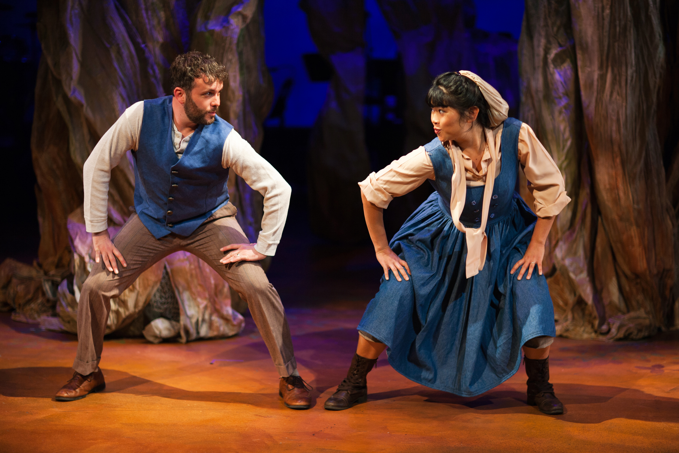 Grimm but not grim: SF Playhouse's winning fairy tale 'Into the Woods'